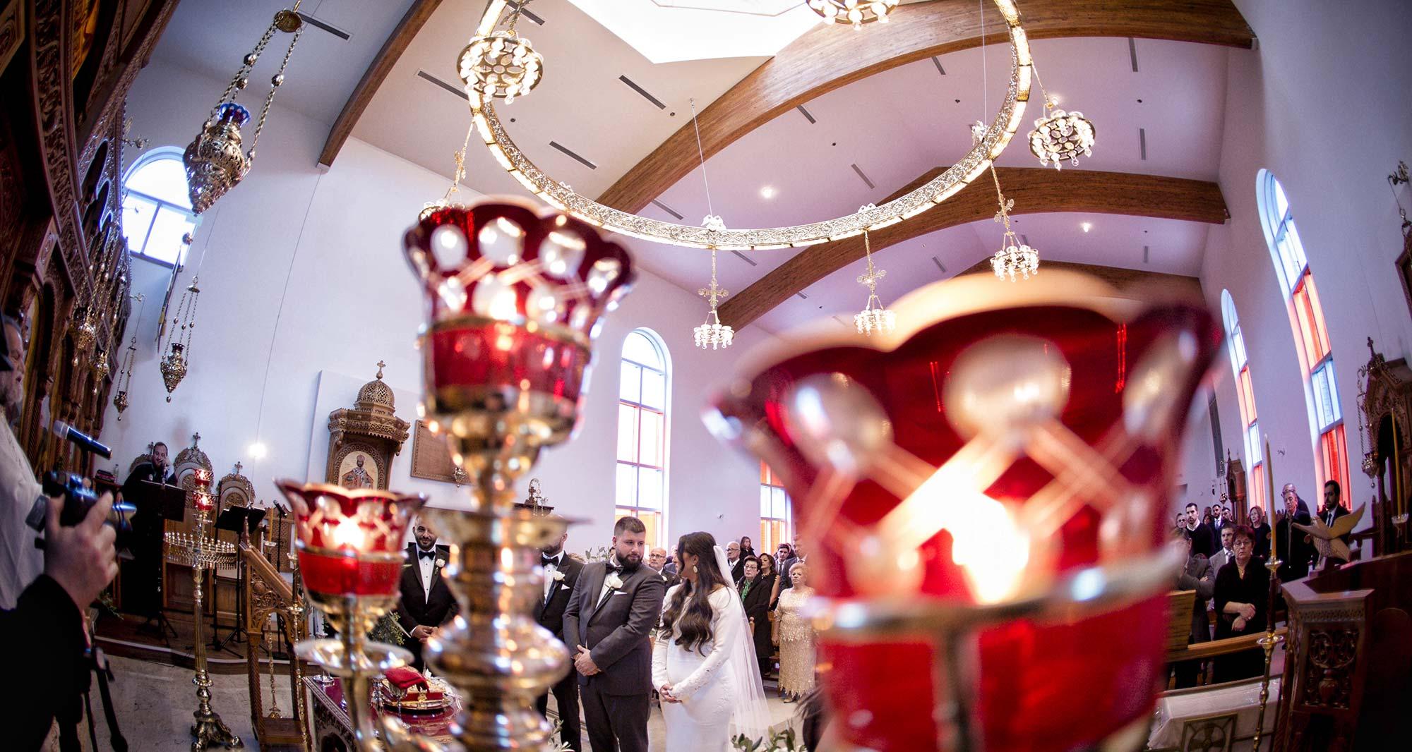 Wedding - Melanie & Michael