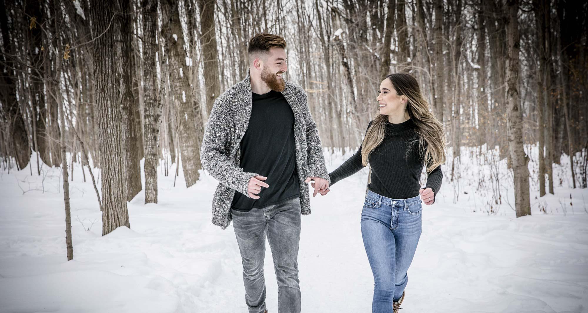 Casual Shoots - Amanda & Patrick