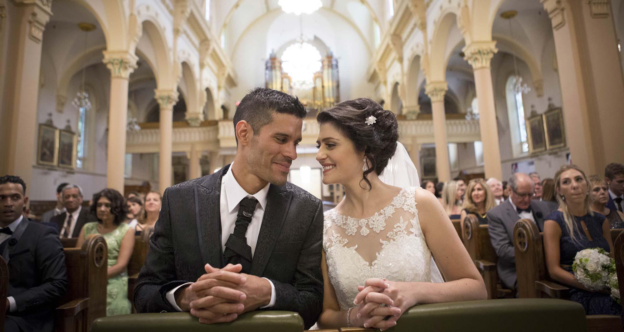 Wedding - Nadia & Jean Marc