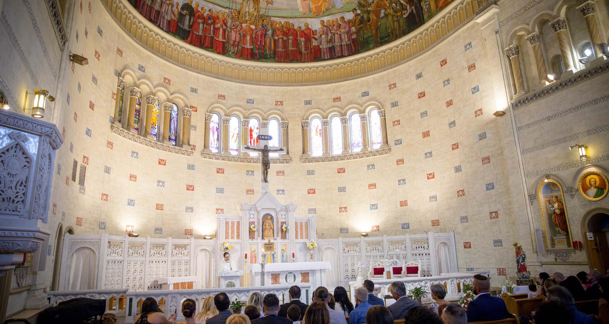 Baptism - Siena